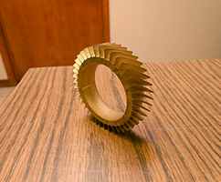 Turbine Impeller Anglim's Western Metal Works—Certified Welding, Quality Results